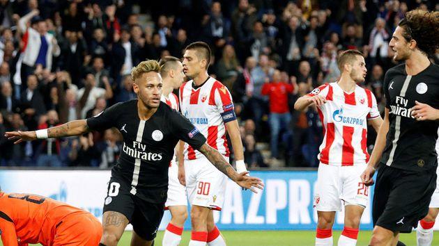 Investigan posible amaño de partido entre PSG y Estrella Roja en UEFA Champions League