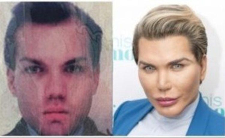 Ken antes y después. (Foto: morena_zapparoli_official)