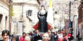 Conozca quién fue Nazaria Ignacia, hoy santa boliviana
