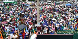 """Dictadura"" sindical: expulsan a dos transportistas de su organización por inscribirse al FRI en Shinahota"