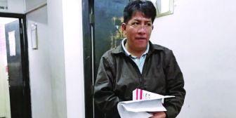 Exfiscal anticorrupción denuncia a Blanco por manipular casos del Gobierno