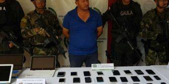 Cayó uno de los máximos jefes de las disidencias de las FARC del sur de Colombia