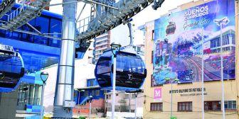 Alcaldía de La Paz multó a Mi Teleférico por medio millón de bolivianos