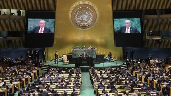 Condiciona EE.UU. posible reunión entre Trump y Maduro