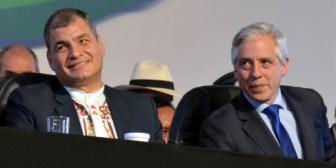 Correa al Vice: A esa edad ya no se celebra, se hace misa de acción de gracias