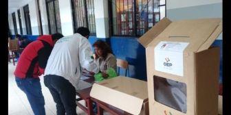 Las inéditas elecciones primarias costarán casi 27 millones de bolivianos