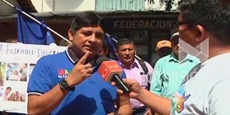 Dirigencia del MAS pide cárcel para mujer que escupió a García Linera