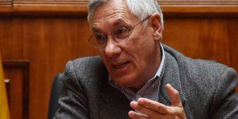 Rodríguez Veltzé asegura que la gestión de recursos para la demanda marítima fue eficiente