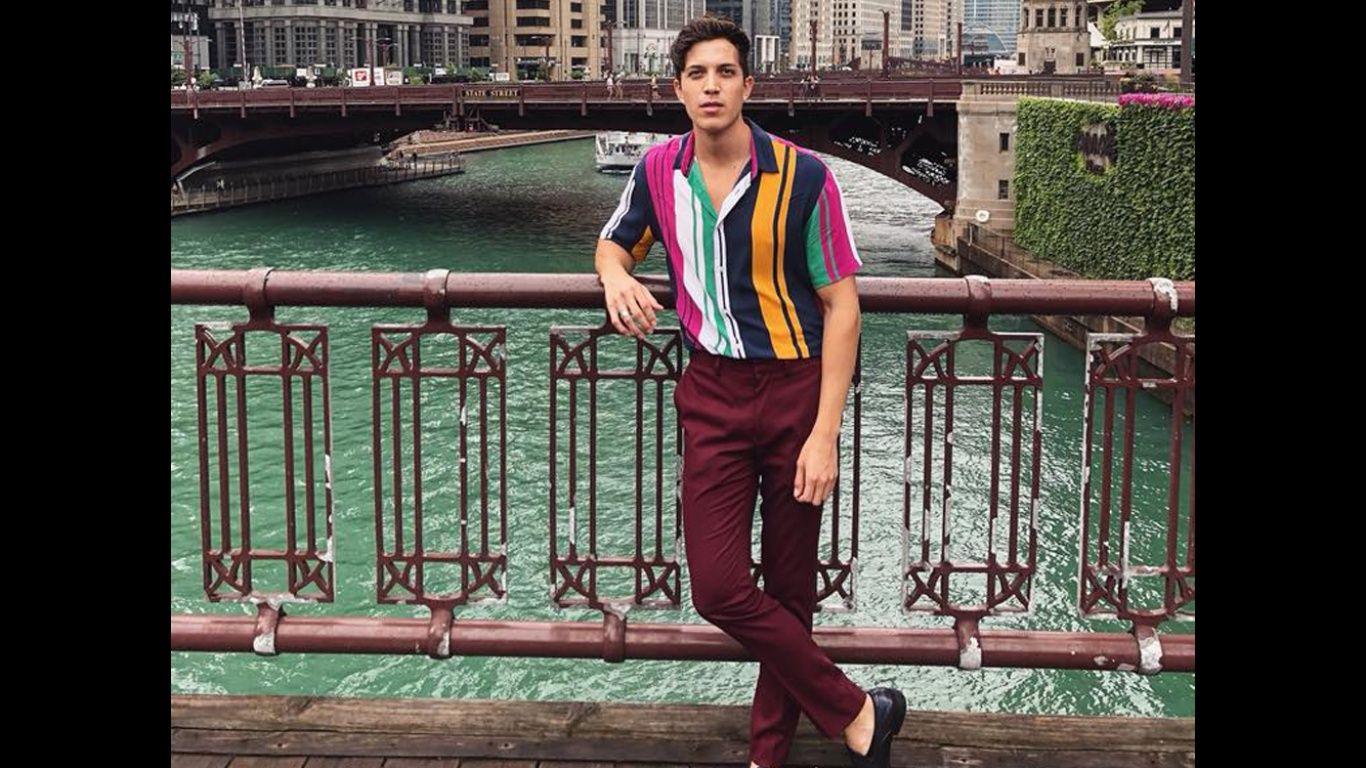 Luis Gamarra confiesa que es gay