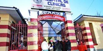 La Policía busca a peligroso reo que escapó del Hospital de Clínicas de La Paz