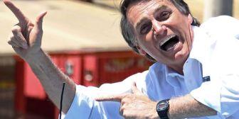 Bolsonaro amenaza a opositores y promete 'limpiar' Brasil de 'marginales rojos'
