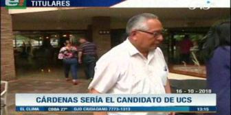 Video titulares de noticias de TV – Bolivia, mediodía del martes 16 de octubre de 2018