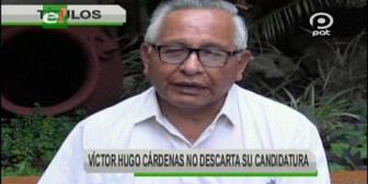 Video titulares de noticias de TV – Bolivia, mediodía del jueves 11 de octubre de 2018