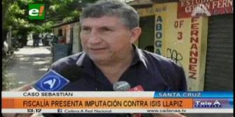 Caso Sebastián: Fiscalía presenta imputación contra Isis Llapiz