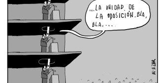 Caricaturas de Bolivia del martes 16 de octubre de 2018