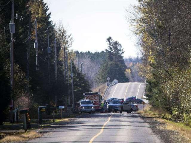 Aviones chocan en pleno aire en Canadá; hay al menos un muerto