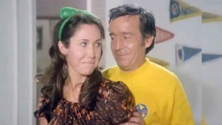 Trabajaron juntos en televisión, cine y teatro, y se convirtieron en una de las parejas más estables de la farándula mexicana. (Foto: Twitter FlorindaMezaCH)