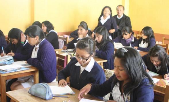 Dirección de Educación confirma que el 30 de noviembre culmina la gestión escolar en Tarija