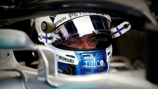 Resultado de imagen para Bottas, el más rápido en Interlagos