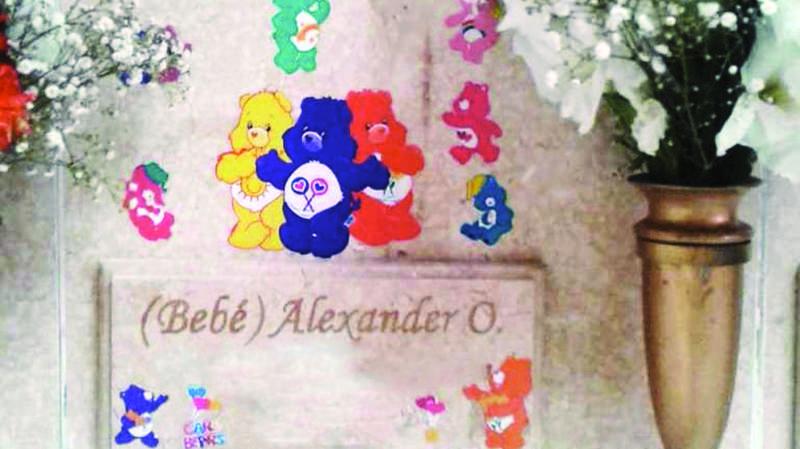¿Qué fue de la familia del bebé Alexander?