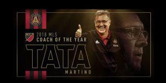 MLS: ¡Tata Martino, el mejor técnico del año!