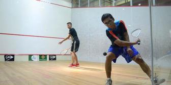 Sucre recibe último nacional de squash del 2018