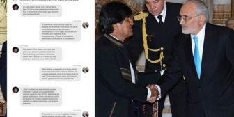 Evo Morales versus Carlos Mesa: el encontronazo por el caso Lava Jato