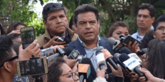 """Revilla asegura que su posible candidatura a la vicepresidencia """"no está considerada"""""""