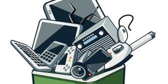 Fundare: En 10 años se incrementó más del doble de residuos de aparatos eléctricos y electrónicos