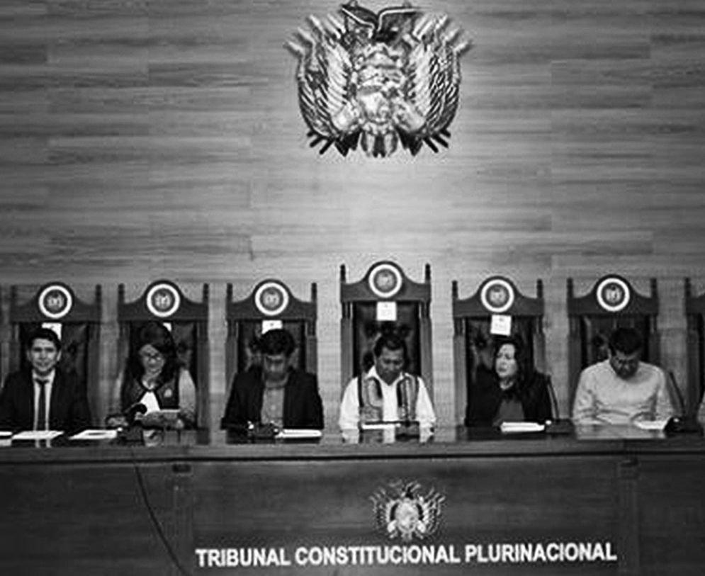 La sentencia 0084/2017 no habilita a la reelección de Evo