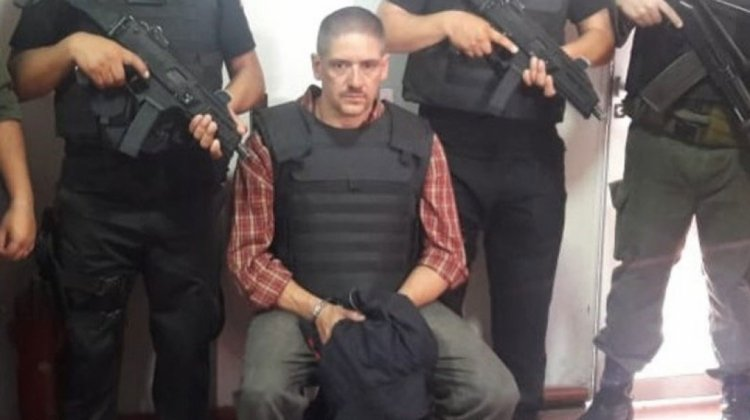 Violador serial argentino es capturado en Bolivia tras cinco años de búsqueda