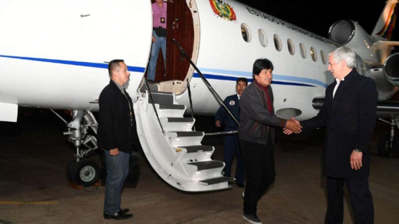 Llega Rey de España a México para toma de protesta de AMLO