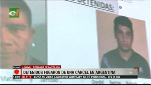 Detienen a dos ciudadanos argentinos prófugos de su país