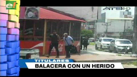 Video titulares de noticias de TV – Bolivia, mediodía del viernes 9 de noviembre de 2018