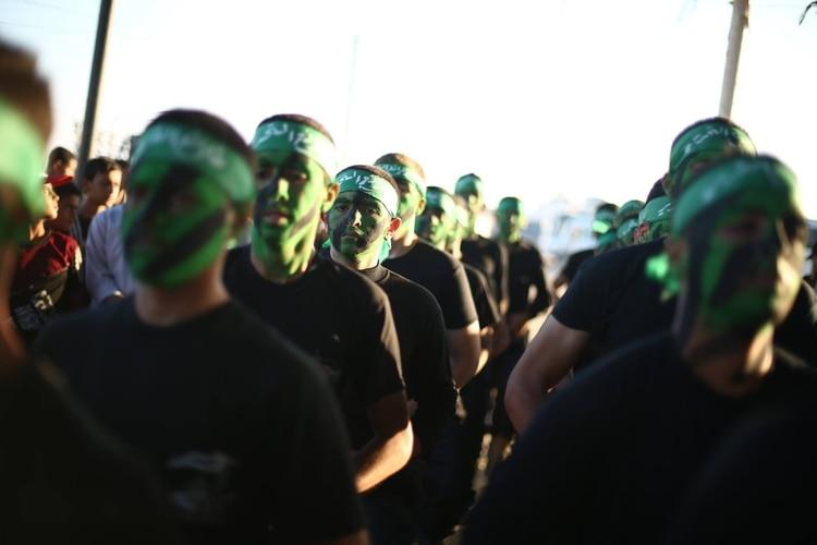 Condenas a pena de muerte por colaborar con Israel — Gaza