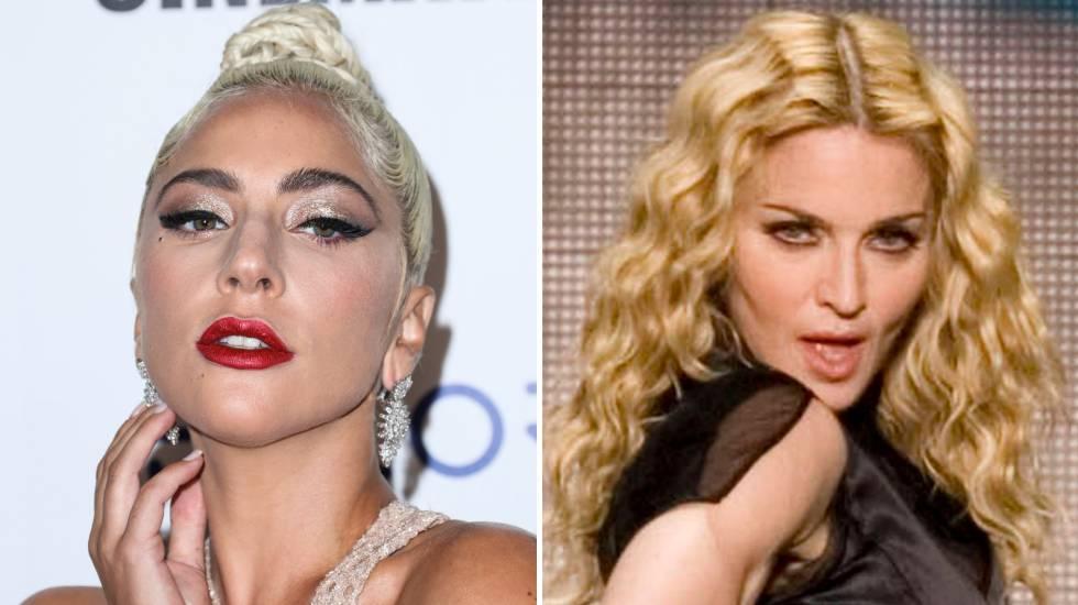 Madonna vuelve a insinuar que Lady Gaga robó su más reciente frase