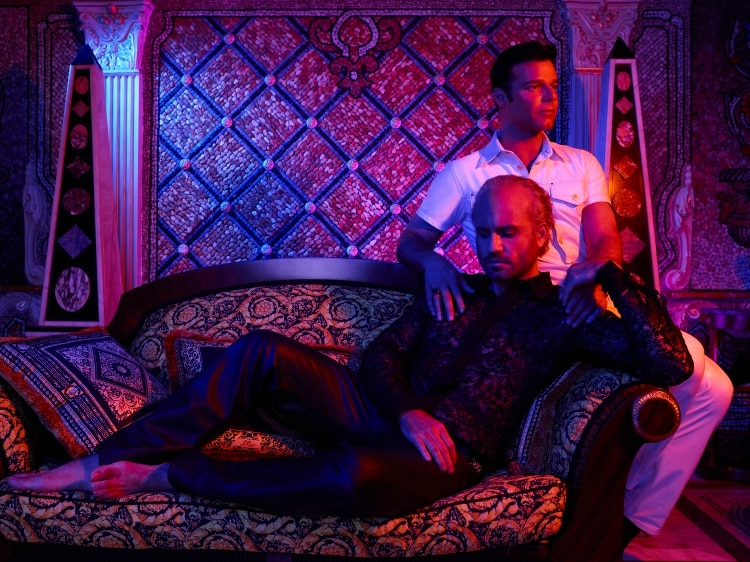 """The Assassination of Gianni Versace"" es protagonizada por Edgar Ramirez y Ricky Martin"