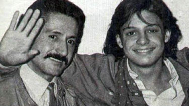 """Luisito Rey y el """"Sol de México"""", en los inicios de la carrera del artista (Foto: Especial)"""