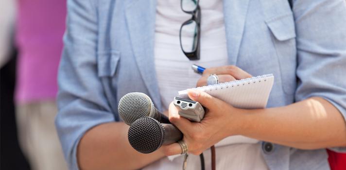 Mujeres en el Periodismo: ¿Existe un techo de cristal?