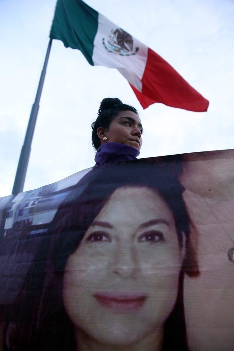A diario se reportan cientos de mujeres desaparecidas en México (Foto:Carlos Carvajal / Cuartoscuro)