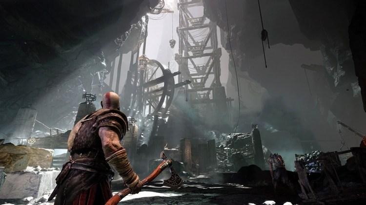 God of War, protagonizada por Kratos, se llevó el título del mejor videojuego del año en los Game Awards.