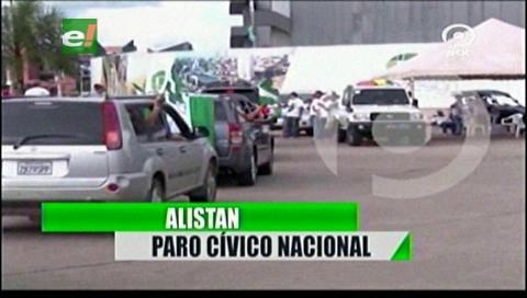 Video titulares de noticias de TV – Bolivia, noche del martes 4 de diciembre de 2018