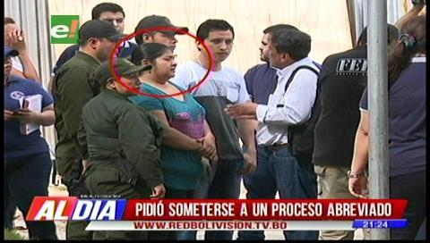Caso Eurochronos: Sandra Guzmán confesó su participación en el atraco