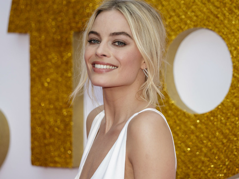 Margot Robbie será 'Barbie'