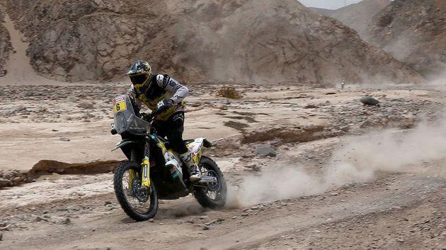 El Dakar comienza la vuelta a Lima con todo por decidir