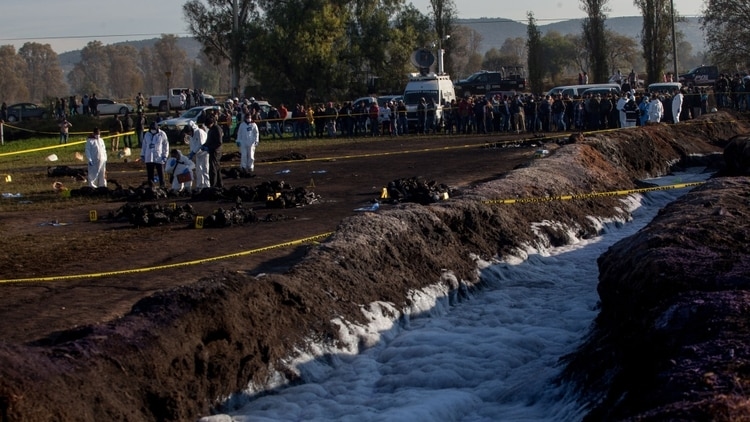 Asesinaron a 'La Parca', uno de los líderes de grupos de'huachicoleros' en Hidalgo (Foto: Juan Pablo Zamora/CUARTOSCURO)