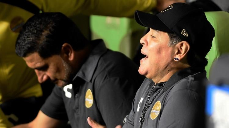 Maradona y Dorados siguen de sotaneros; caen ante Cimarrones