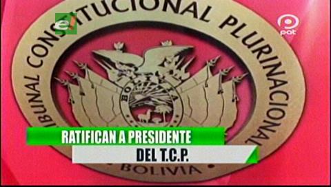 Video titulares de noticias de TV – Bolivia, noche del jueves 10 de enero de 2019