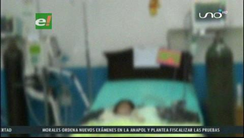 Madre oferta a su hijo por Facebook y después lo entrega a una mujer en Oruro