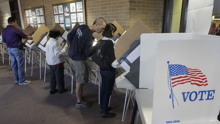 Las elecciones legislativas del 2018 ya registraron un aumento considerable de votantes latinos